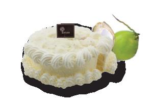 เคกมะพราวออน Fresh Coconut Cake