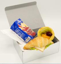 sanck box snackbox อาหารว่าง สำหรับจัดงาน Delicake