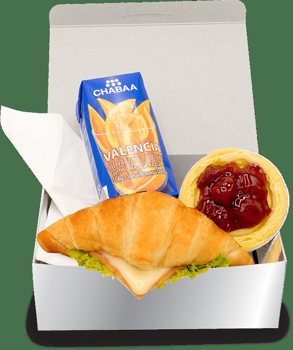 snack box snackbox snack อาหารว่าง thailandelicake จัดงานอีเว้นท์ว่างๆ