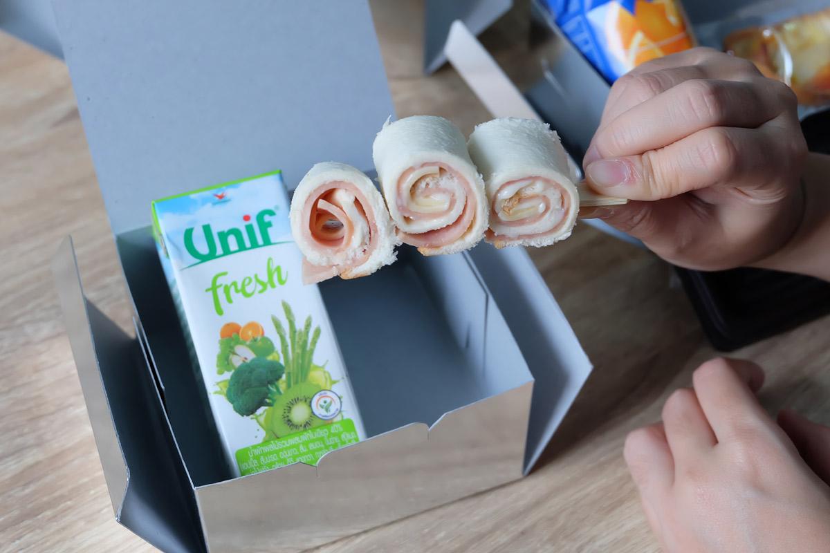 Snack Box Delivery ส่งต่อความอร่อย ในทุกช่วงเวลาสำคัญ