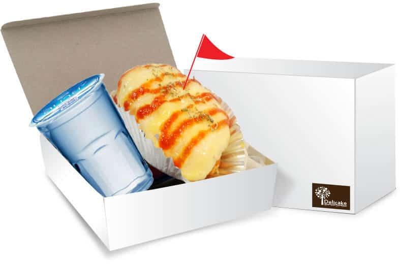 Snack Box ขนมจัดเบรค ชุดอิ่มเซฟวิ่ง 30 บาท